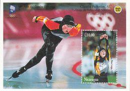 Olympische Spelen  1994 , Nicaragua - Blok  Postfris