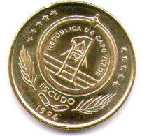 Capo Verde Cabo Verde 1 Escudo 1994 - Capo Verde