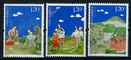2010 - CINA - PEOPLE´S REPUBBLICA Of CHINA - Mi. Nr. 4144/4146 - NH -( **) - (G - EA-373908.1) - 1949 - ... Repubblica Popolare