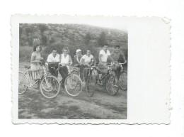 Real Small Photo.Cycling 1957 - Ciclismo