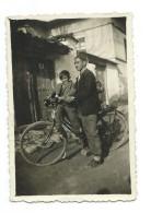 Real Small Photo.Cycling 1954 - Ciclismo