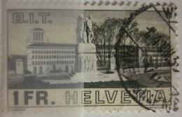 Suisse - YT 310 Obl - 1938 - Genève - Suisse