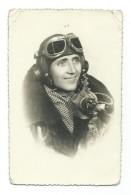 Real Small Photo.Aviation.pilot 1955 - Luchtvaart