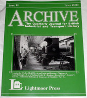 Archive Issue 15 The Quarterly Journal For British Industrial And Transport History - Transports