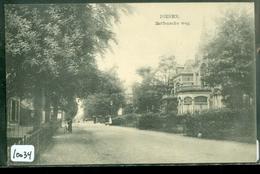 ANSICHTKAART DIEREN ZUTFENSEWEG Uit 1915 * TREINSTEMPEL HENGELO - ARNHEM    (10.507) - Nederland