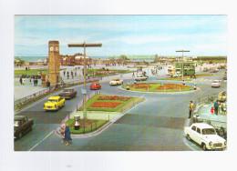 CLOCK TOWER AND PROMENADE - RHYL - 1968 - Flintshire