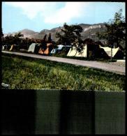 CPSM  VALENTY VENTAVON , Le Camping Durance - Andere Gemeenten