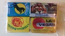 Candygum Tarzan - Pagliarini Furia Cavallo Del West + Sandokan - Tyndaris Las Vegas No Goldrake Candy Mazinga Heidi Winx - Altre Collezioni