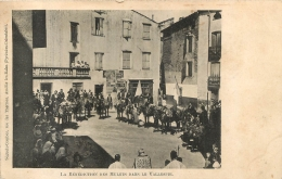 LA BENEDICTION DES MULETS DANS LE VALLESPIR - Autres Communes