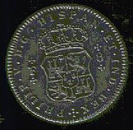 Moneta Spagnola Da 8 Reales - Spagna