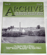 Archive Issue 30 The Quarterly Journal For British Industrial And Transport History - Transportation