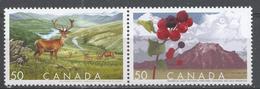 Canada 2005. Scott #2106a (MNH) Biosphere Reserves In Canada And Ireland - 1952-.... Reinado De Elizabeth II