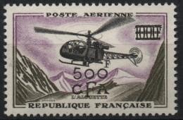 "Réunion CFA: Y Et T PA No 57 *. ""Alouette"". - Posta Aerea"