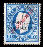 "!■■■■■ds■■ Company 1895 AF#26ø K.Luiz ""Provisorio"" 13,5 Type B (x11193) - Mozambique"