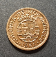 Portugal Moçambique 20 Centavos 1950