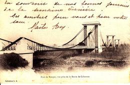 84 . Vaucluse :  Bompas . Le Pont  . Vue Prise De La Route De Cabannes . - Otros Municipios
