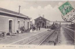 SOTTEVILLE Intérieur De La Gare - Sotteville Les Rouen