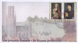 Belgien, Les Primitifs Flamands * De Vlaamse Primitieven 2010 Christliche Abbildungen - Christianisme