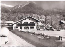 AK  HAUS DUSCH  8104 ZUGSPITZDORF GRAINAU     BKA-1416 - Zugspitze