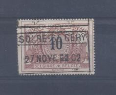N°TR15 GESTEMPELD Solre-St.-Gery SUPERBE - 1895-1913