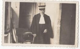 """Photo De Jean Leon Fau  Juge De Paix Honoraire  """" Justice Du Rail """" : Achat Immédiat - Chemins De Fer"""