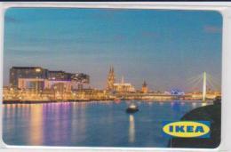 GIFT CARD - GERMANY - IKEA - 2013 - RARE! - Tarjetas De Regalo