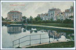N7257/ Cuxhaven Stadtpartie 1907 AK - Ohne Zuordnung