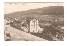 CPA Suisse VALLORBE  Vue Générale - VD Vaud