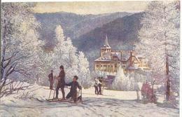 Semmering  Hotel Erzherzog Johann - Semmering