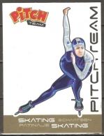 Pitch – Sport – Skating - Autocollants
