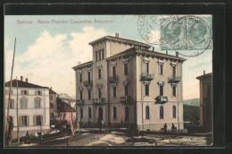 Cartolina Bedonia, Banca Popolare Cooperativa Bedoniese - Italia