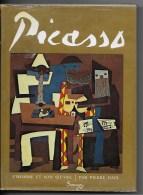 Picasso,l'homme Et Son Oeuvre - Art