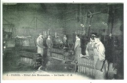 PARIS - Hôtel Des Monnaies - La Coulée - Monnaies (représentations)