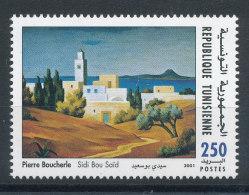 Tunisie N°1425**  Tableau De P.Boucherle - Tunisia (1956-...)