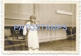 58971 ARGENTINA JUJUY COSTUMES NATIVE WOMAN AÑO 1939 6 X 9 CM PHOTO NO POSTAL TYPE POSTCARD - Fotografie