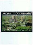 CENTRALE DE PONT SUR SAMBRE (NORD) - Picardie - Nord-Pas-de-Calais