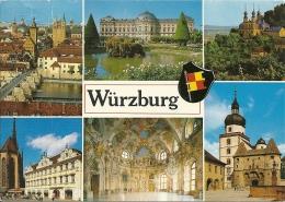 WÜRZBURG AM MAIN  Multiviews - Wuerzburg