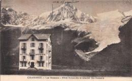 CHAMONIX - Les Bossons - Hôtel Britannia Et Glacier Des Bossons - Chamonix-Mont-Blanc