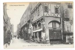MONTFERRAND  (cpa 63)  Maison De L'Apothicaire -   - L 1 - France