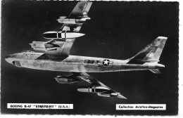 AVION BOEING B47 -STRATOJET - USA - 1946-....: Moderne