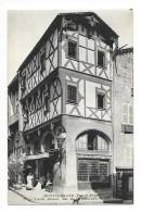 MONTFERRAND  (cpa 63)  VIEILLE Maison Dite De L´Apothicaire - Café Comptoir -   - L 1 - France