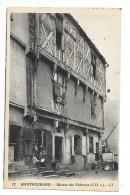 MONTFERRAND  (cpa 63)   Maison  Des Echevins -   - L 1 - France