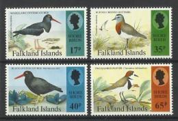 FALKLAND ISLANDS  1995  SHORE BIRDS  SET  MNH - Birds