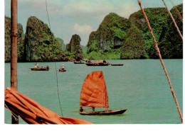 Ile Du Bec De Perroquet - Perrot Beak Isle (2 Scans) - Viêt-Nam