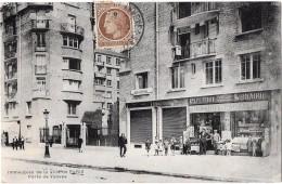 PARIS 14eme --6 Rue Géneral Humbert -(Papeterie Librairie ) -Immeubles De La Ville De Paris  - Porte De Vanves - District 14