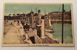 Le Port Du Château D'Oléron - Ile D'Oléron