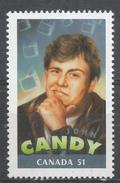Canada 2006. Scott #2153a (MNH) Canadians In Hollywwod: John Candy (1950-94) - 1952-.... Règne D'Elizabeth II