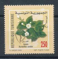 Tunisie N°1490** Fleurs De Jasmin - Tunesien (1956-...)
