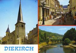LUSSEMBURGO - LUXEMBOURG - Diekirch - Multivues - Not Used - Diekirch