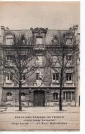CPA.75.Paris.Union Des Femmes De France.Croix Rouge Française. - Autres
